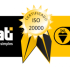 1o MSP do Brasil Certificado ISO 20000